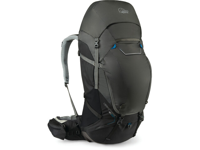 Lowe Alpine Cerro Torre Mochila 80L, black/greyhound